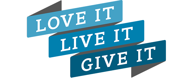 Stiftelsen Love it – live it - give it